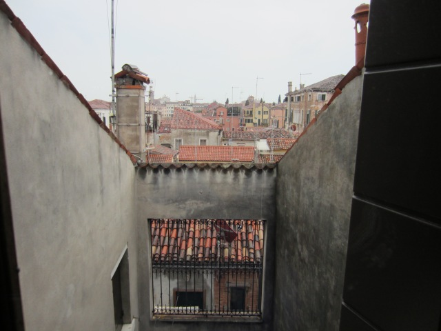 Rooftops in Venice