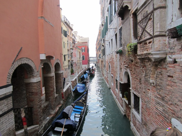 A Venice Site by Sight